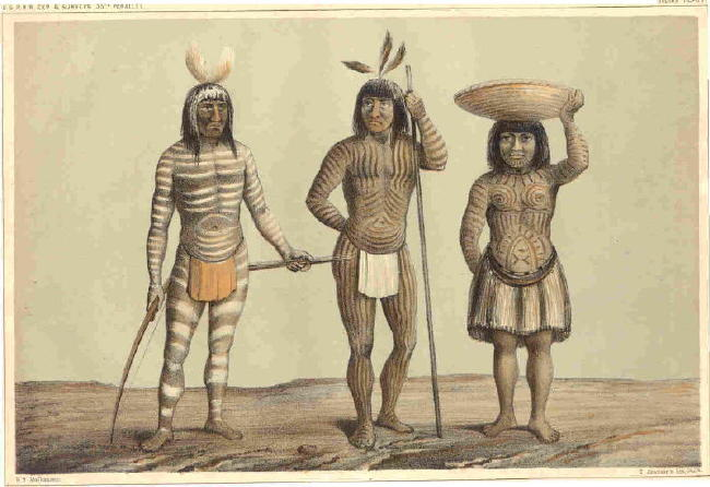 Natchez Indians