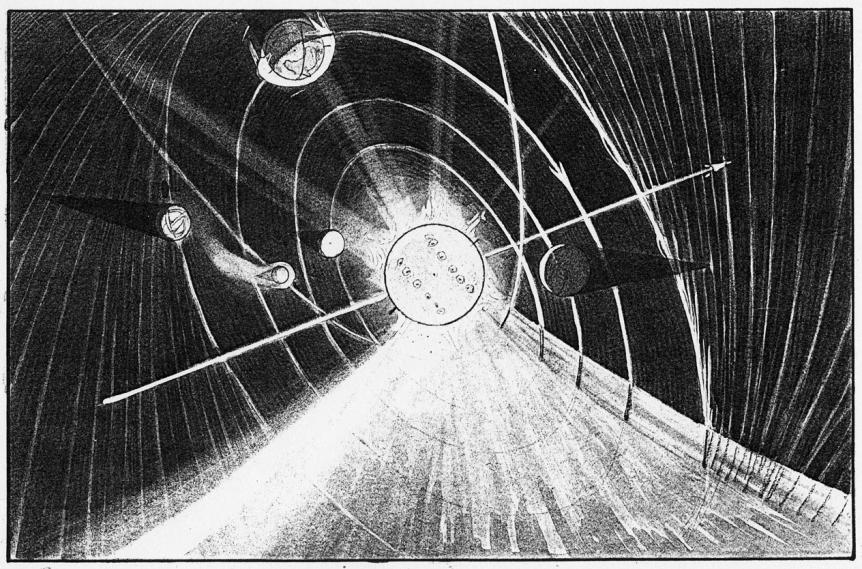 Hans Hörbiger: la teoria del GhiaccioCosmico