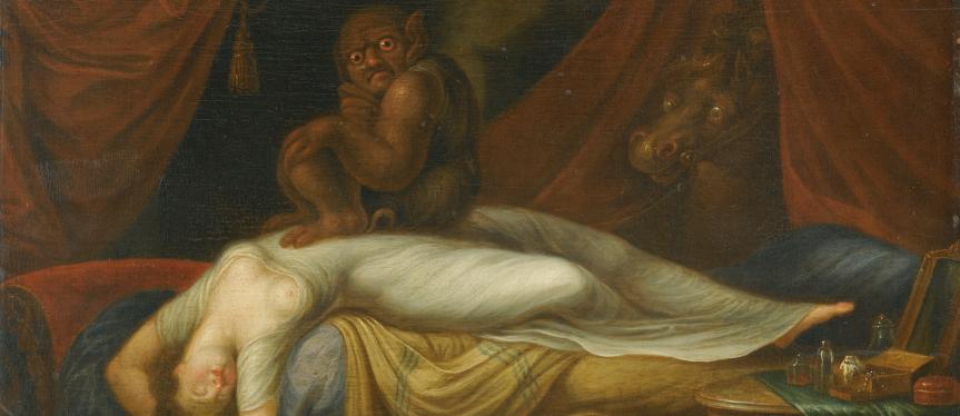 Il fenomeno della paralisi nel sonno: interpretazioni folkloriche e ipotesirecenti