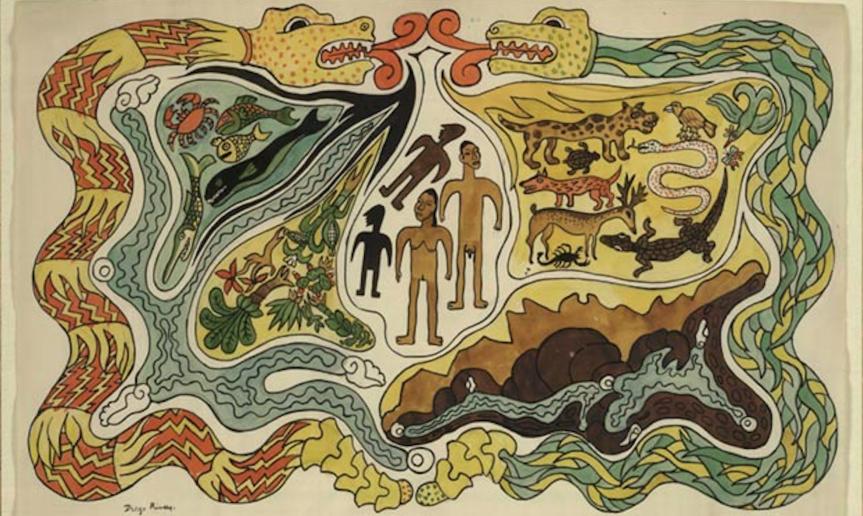 I «miti di emersione» nelle tradizioni dei NativiAmericani