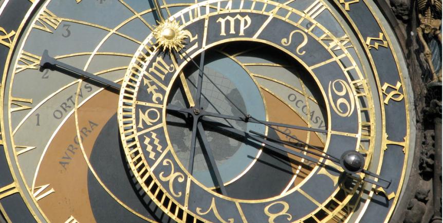 Tempo ciclico e tempo lineare: Kronos/Shiva, il «Tempo che tuttodivora»
