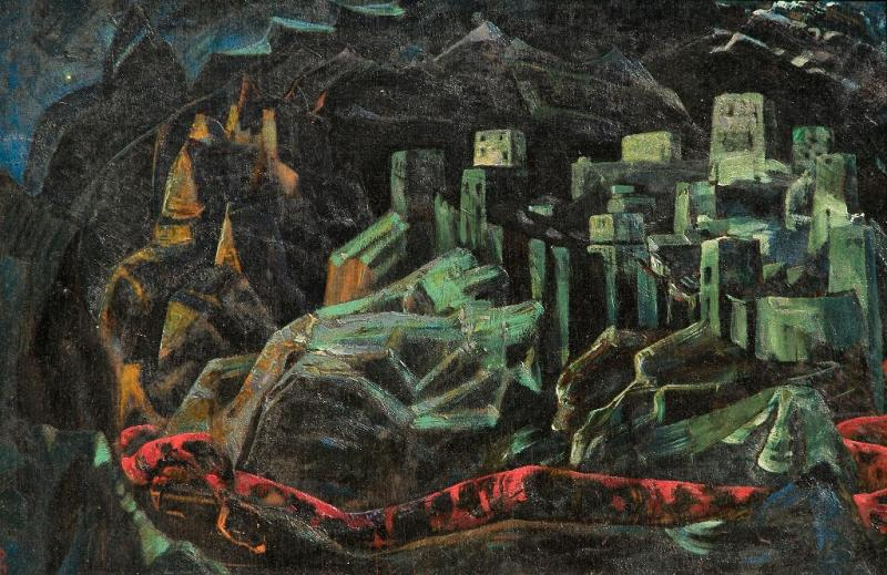 roerich-the-dead-city