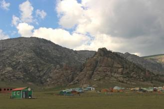 Parco Nazionale di Gorkhi-Terelj.