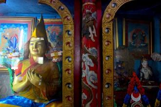 Monastero di Bulgan.
