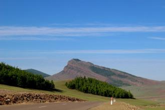 Uno dei monti sacri della regione.