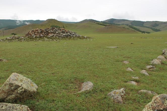 Tomba antica.