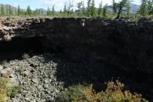 Grotta sotterranea.