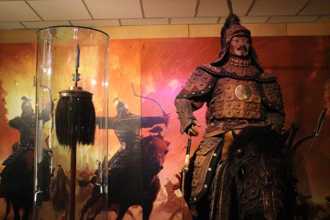 Museo di Ulan Bator.