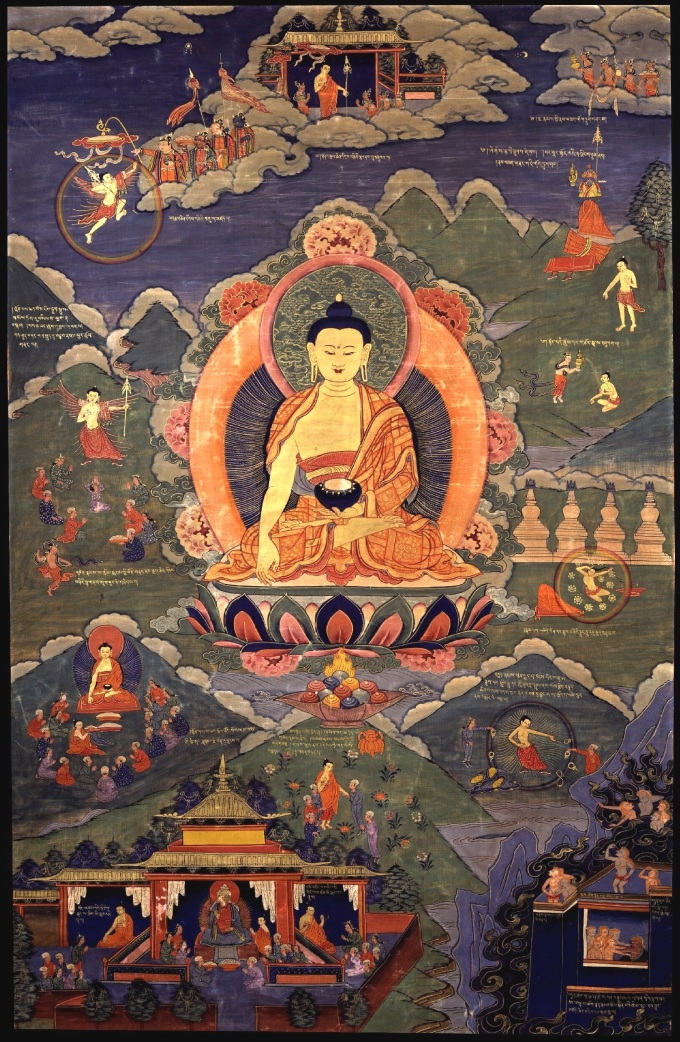 Tonpa_Shenrab_-_Life_Story_19th_century,_Collection_of_Rubin_Museum_of_Art.