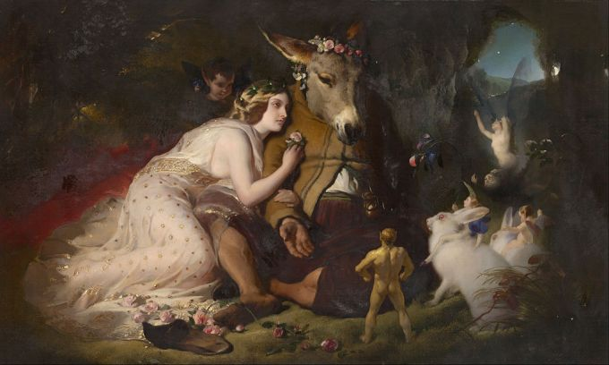 1024px-Edwin_Landseer_-_Scene_from_A_Midsummer_Night's_Dream._Titania_and_Bottom_-_Google_Art_Project