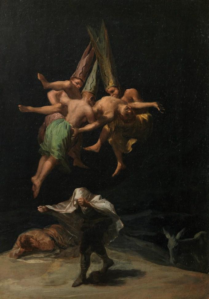 francisco-de-goya-witches-in-the-air-vuelo-de-brujas