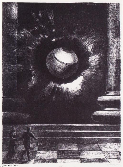Odilon-Redon-Vision