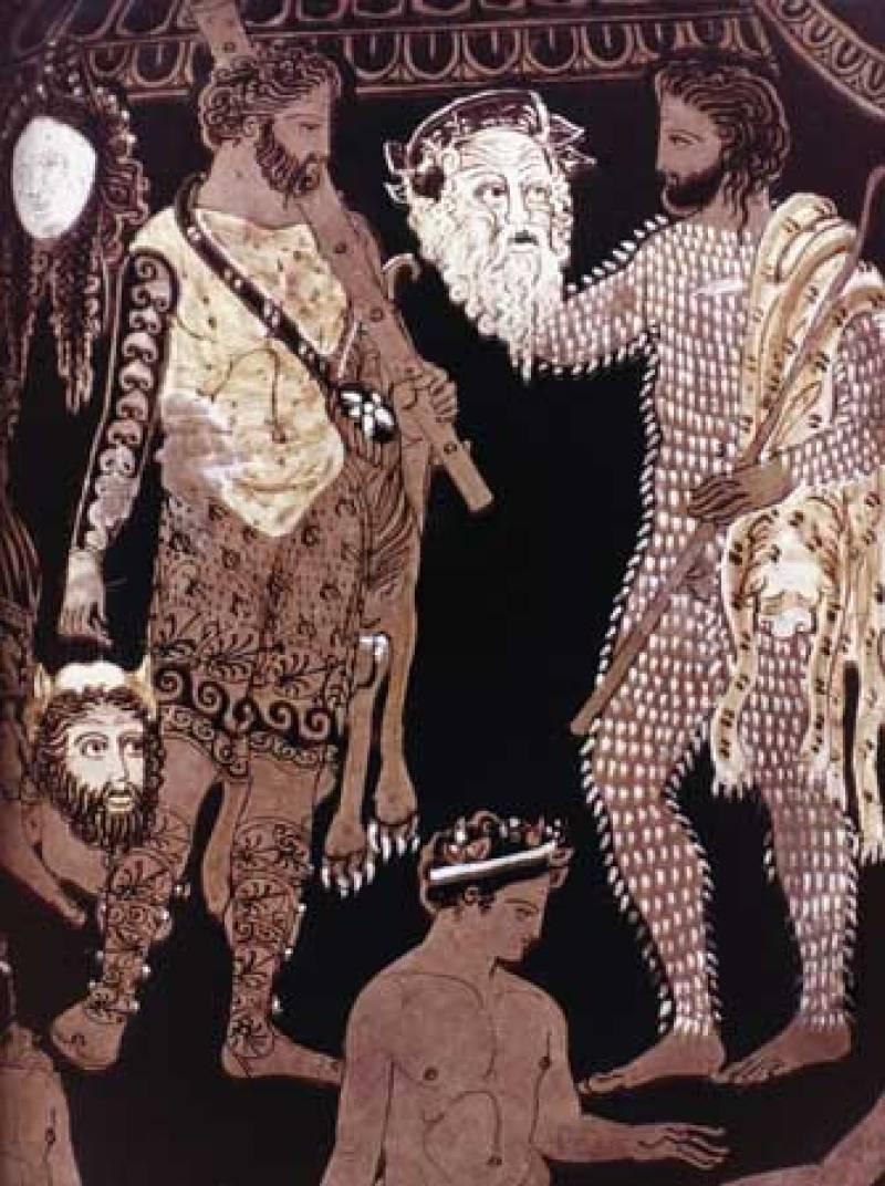 masks-Actors-detail-krater-Hercules-Greek-Silenus-c-410-bce