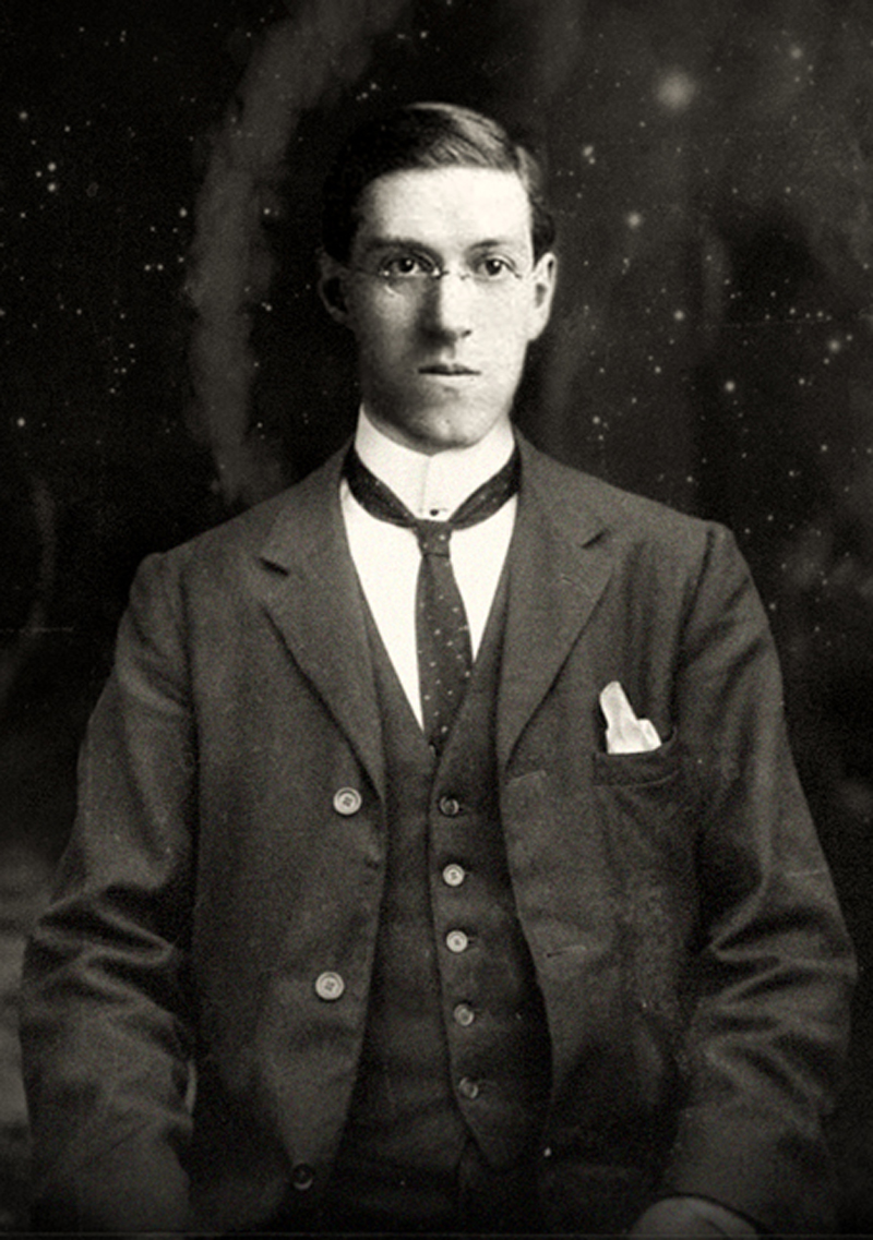 Risultato immagini per howard phillips lovecraft