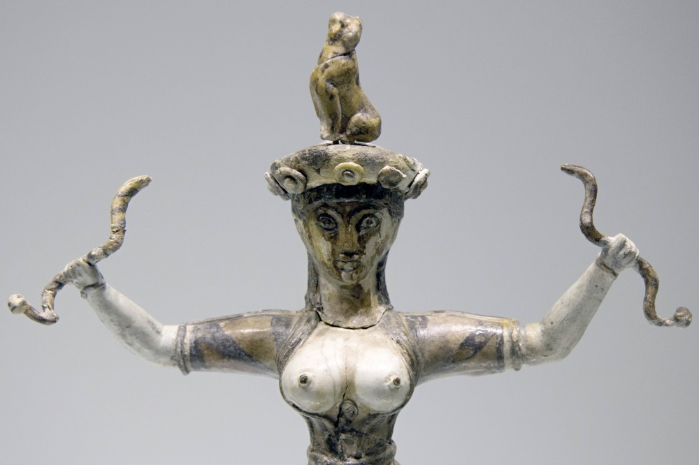 Snake-goddess-top