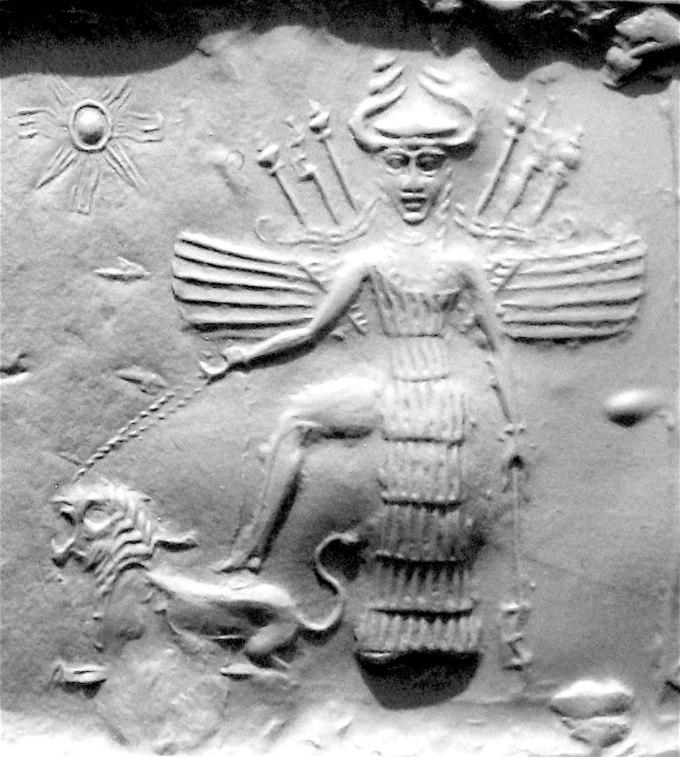 1200px-Ishtar_on_an_Akkadian_seal