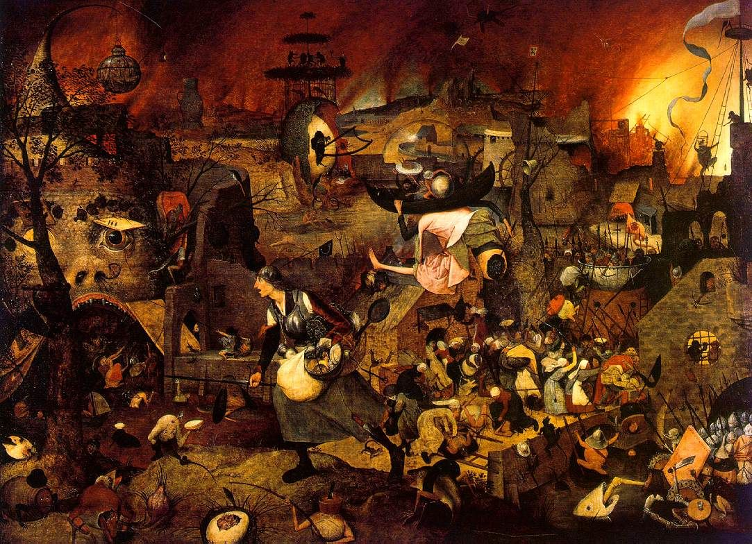 Bruegel il Vecchio, Mad Meg
