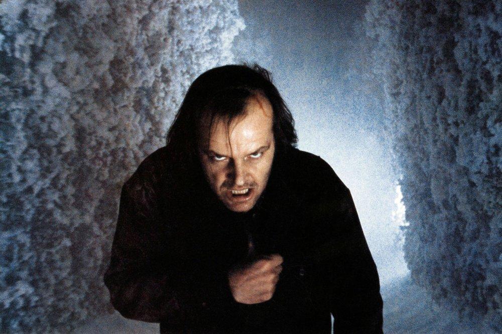 THE SHINING, Jack Nicholson, 1980