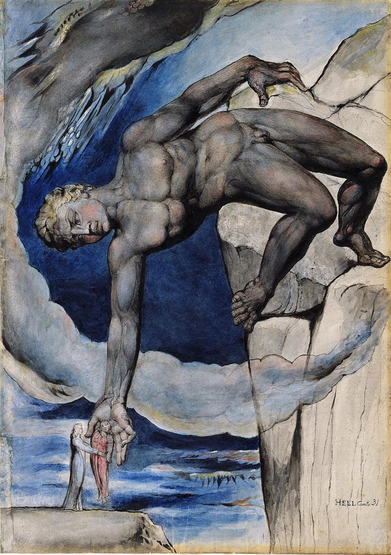 William Blake 1757-1827 - British Romantic era Poet and painter - Tutt'Art