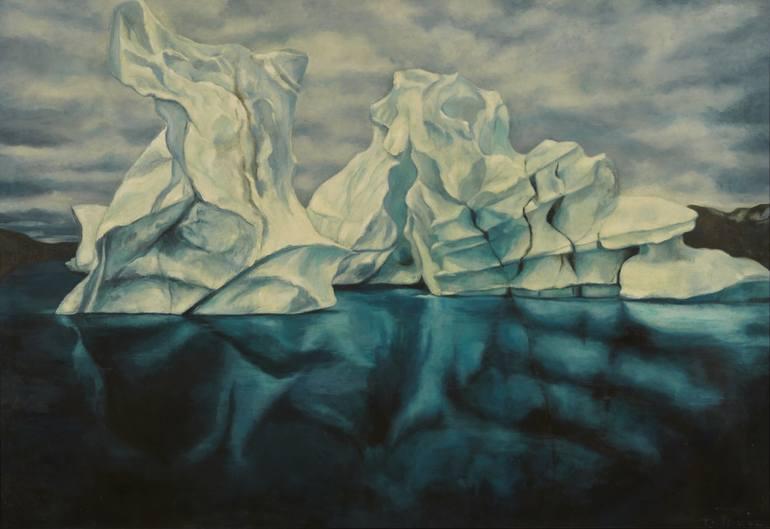 Talking of Sea Monsters pikaluyuk, Davis Strait, by candace wilson